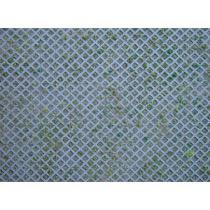 Wall card, Diamond perforated bricks with