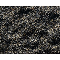 Scatter material, track ballast, dark brown
