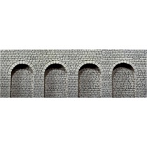 Decorative sheet arcades , Natural stone ashlars
