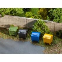 Containersæt - affaldssortering