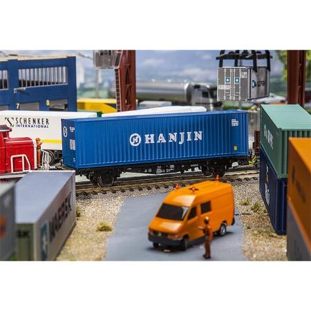 40\' Hi-Cube Container HANJIN