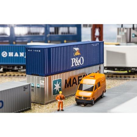 40\' Hi-Cube Container P&O