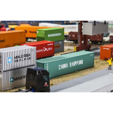 40\' Container CHINA SHIPPING