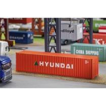 40' Hi-Cube Container HYUNDAI