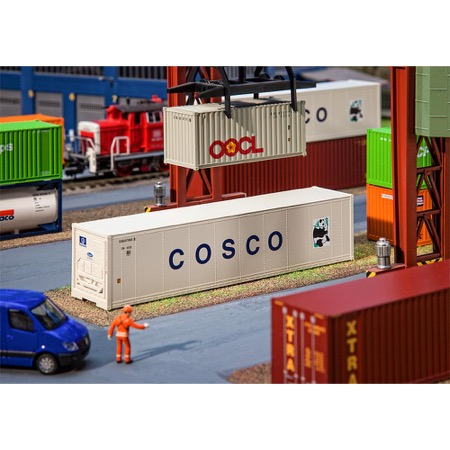 40\' Hi-Cube Køle Container COSCO