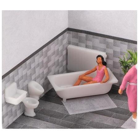 Bathroom tiles Set
