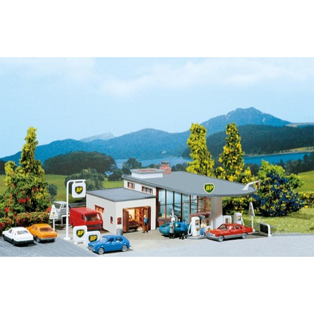 BP Benzin station