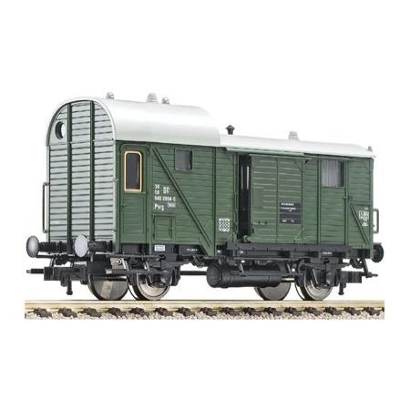 Güterzugbegleitwagen Bauart Pwg, DR DC