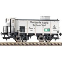 Chlorgaswagen, eingestellt bei der SJ. DC