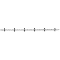 Flexiibel tandstang til PROFI-Gleis