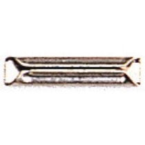Metal-skinnelasker