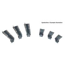 Ergänzungs-Set für Drehscheibe (Mittelleiter-Wechselstromsystem) AC