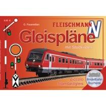 Sporplanshåndbog FLEISCHMANN N (ballastskinner)