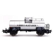 """DSB ZE 503 693 """"Aarhus oliefabrik A/S"""" tankvogn"""""""