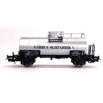 """DSB ZE 503 694 """"Aarhus Oliefabrik A/S"""" tankvogn 2"""