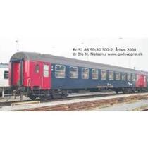 DSB Bc 51 86 50-30 300-8 Intercityvogn