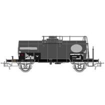 """DSB tankvogn ZE 21 86 070 1 413-0 """"Grindstedværket"""" epoke III"""