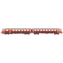 SB Y-togsæt (rød/hvid) DC digital DC