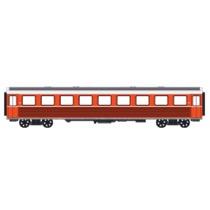 Skagensbanen SB lynette mellemvogn YP 1