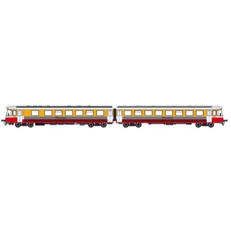 VLTJ Y-togsæt (Orange/hvid/rød) AC digital AC