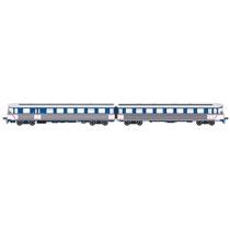 SB Y-togsæt (Blå/hvid) DC digital DC