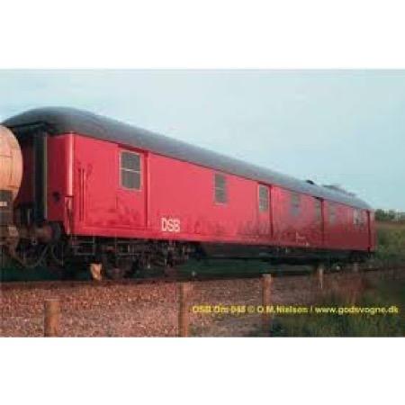 DSB Rejsegodsvogn, litra DM 50 86 92-44 048-2 H0