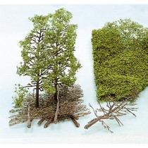 tree kit 18 cm + flor / 10