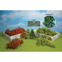 Løvtræer og Buske - Natur