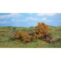 natural fibre bushes autumnal / 20 pc