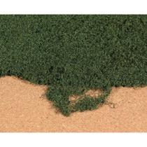HEKI leaf-flor pine green / 28