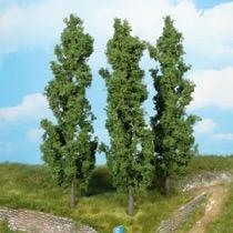 poplar trees 18 cm / 3 pc