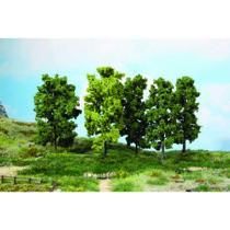 Løvtræer 5 stk.