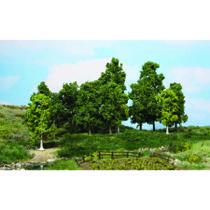 Løvtræer 15 stk.