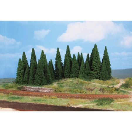 Fyrretræer 35 stk.