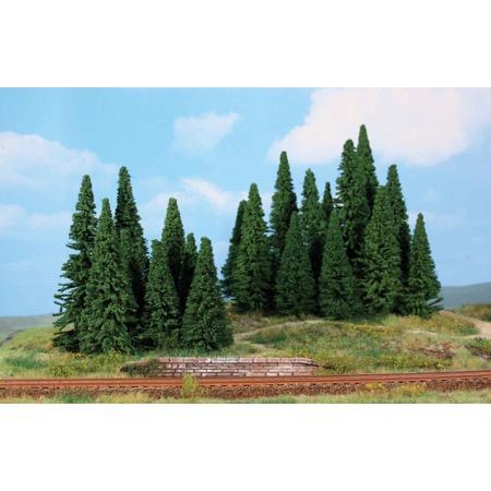Fyrretræer 20 stk.