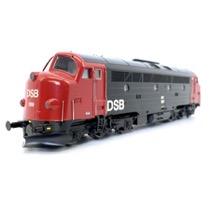 DSB MY 1159 rød/sort DC
