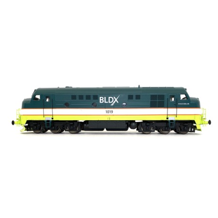 BLDX MX 1019 DC m. lyd DC