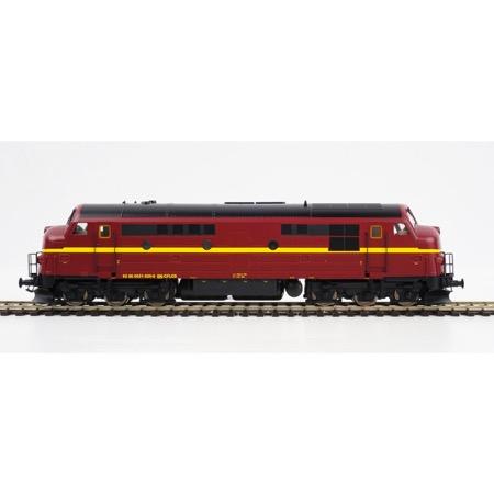 CFL Cargo MX 1029 AC m. lyd AC