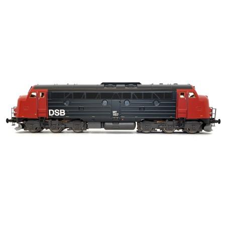 DSB MY 1157 DC m. lyd DC