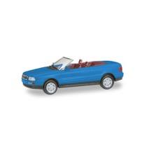 MiKi Audi Cabrio, himmelblå, byggesæt