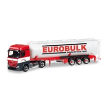 "MB ""Eurobulk"" lastbil"