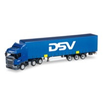 "Scania R'13 SZ ""DSV"""