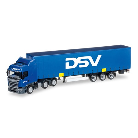 "Scania R\'13 SZ ""DSV"""