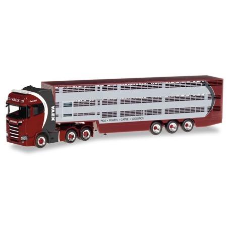 Grisetransport Scania CS HD