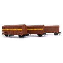 Godsvogn 3-vogns sæt, NMBS/SNCB