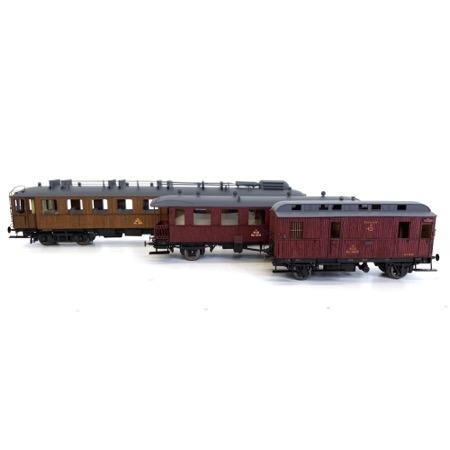 DSB ML- togsæt AC digital AC