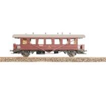 DSB CXM 4528 Vinrød togførervogn