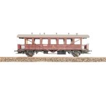 DSB CXM 4520 Vinrød togførervogn