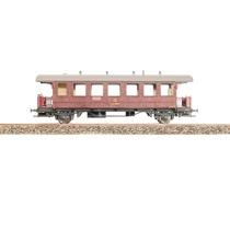 DSB CXM 4506 Vinrød togførervogn