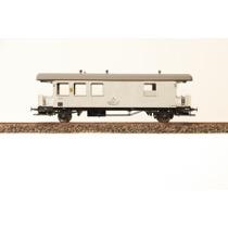 DSB Specialvogn 687 grå